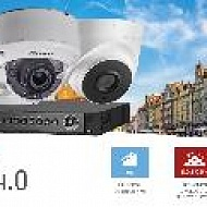 Hikvision Turbo HD 4.0